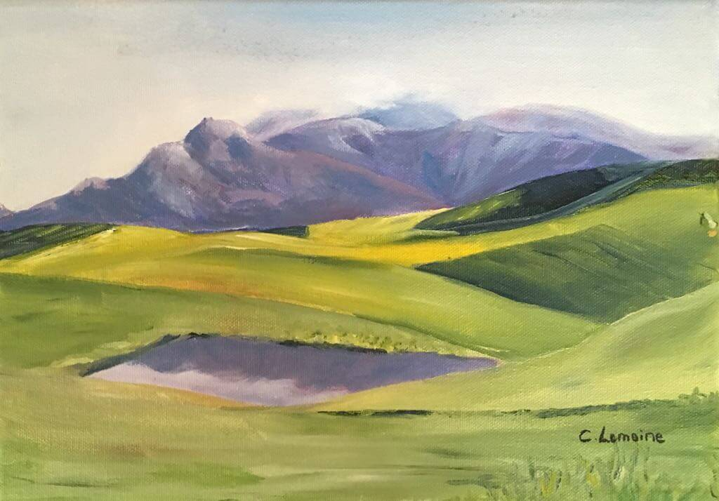 canola-mountains