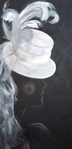 glamour-hat