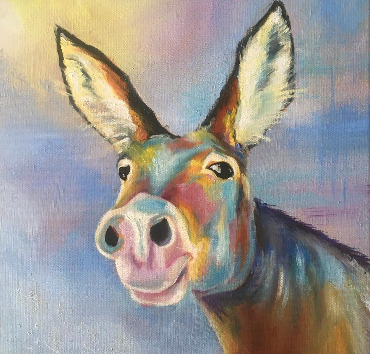 the-happy-donkey